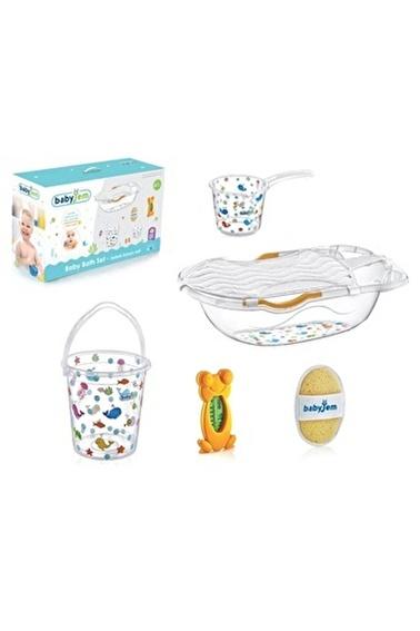 Baby Jem Bebek Bakım Ürünleri Pembe